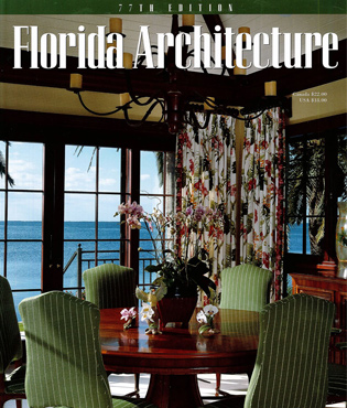 Florida Architecture Cover