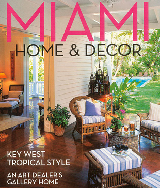Miami Home and Decor Cover