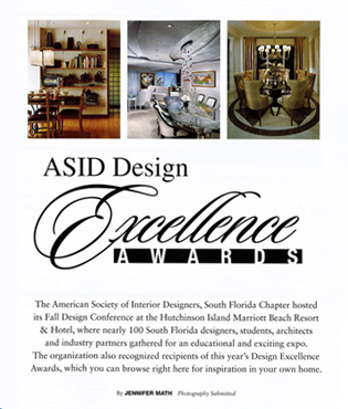 Palm Beacher Design Awards