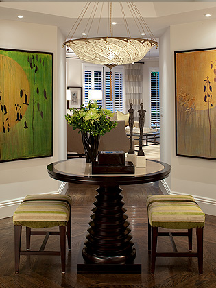 Chic Palm Beach Retreat
